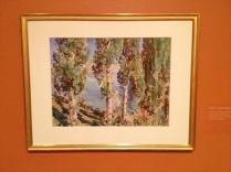 Corfu Cypresses