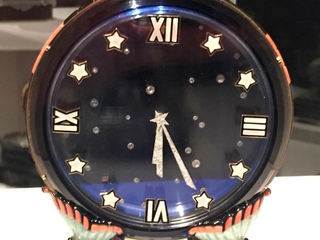 Cartier sky clock