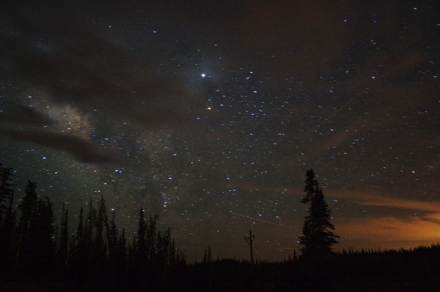 night sky nps-1